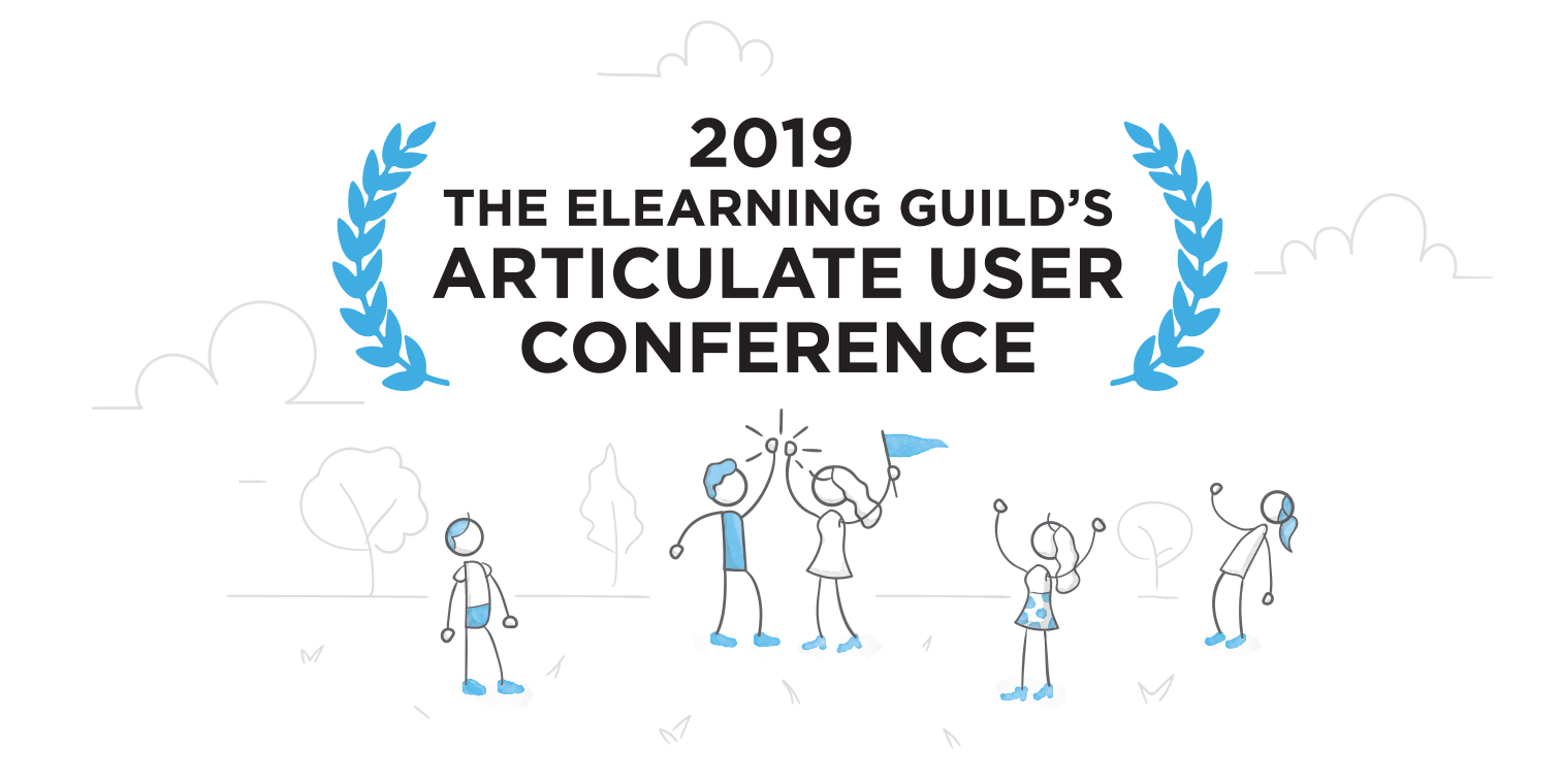 The eLearning Guild's 2019 Articulate User Conference