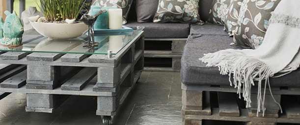 Cmo hacer muebles con paletas  Infoguiacom