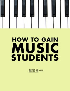How to Gain More Music Students