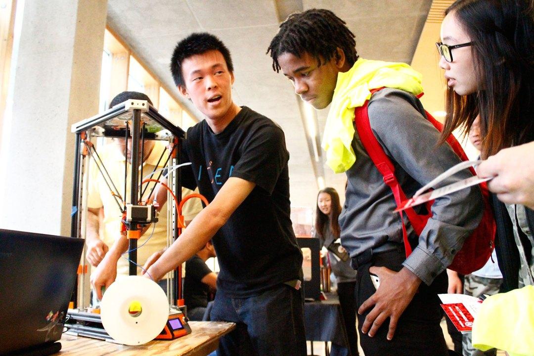 Lumohacks 3D Printing