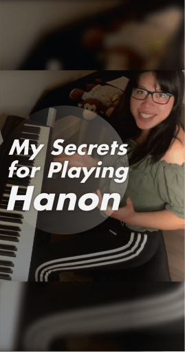 My Secrets for Playing Hanon