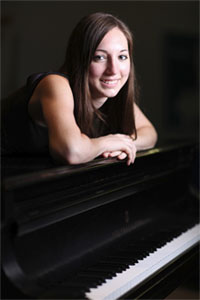 A Pianist Who Inspires Passion: Joy Morin