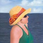 Straw Hat-Mary Moye-Rowley