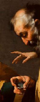La Vocation De Saint Matthieu : vocation, saint, matthieu, Vocation, Saint, Mathieu, Caravage, Brugghen, Artifexinopere