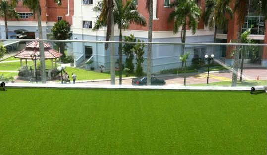 artificial grass balcony Artificial Grass For Balcony Malaysia Natural Greenery Feel