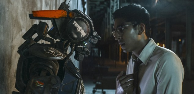 What Does Chappie Say About AI?