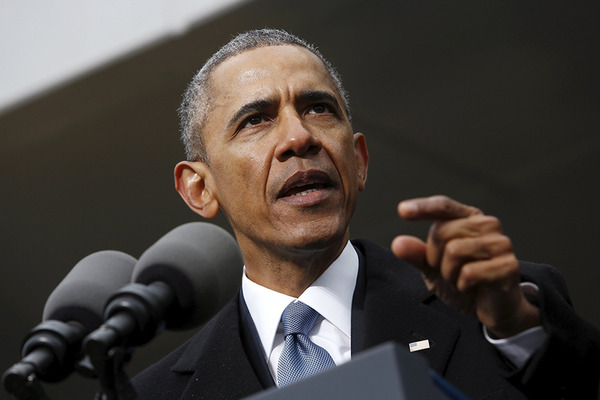 Obama Orders Cyber Sanctions Program