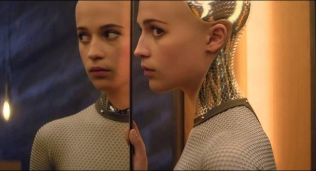 Ex Machina's ava