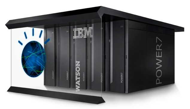 Big boost for IBM's Watson