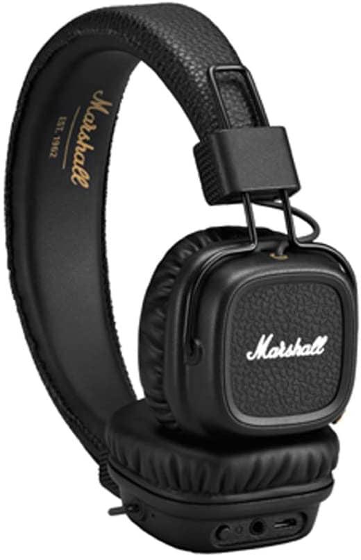 Marshall Major II Casque Audio Bluetooth - Noir