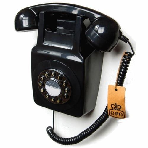Telephone Old School Noir