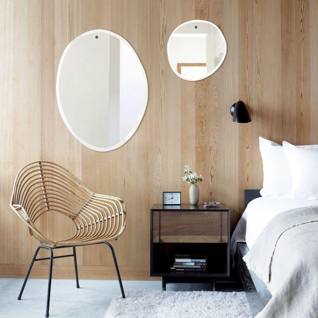 Miroir Mural 50 x 66 cm