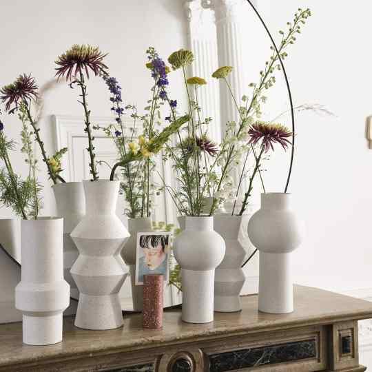 Vase Argile Angular