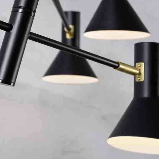 lampe izmir noir