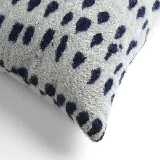 Coussin White Dots - lombaire