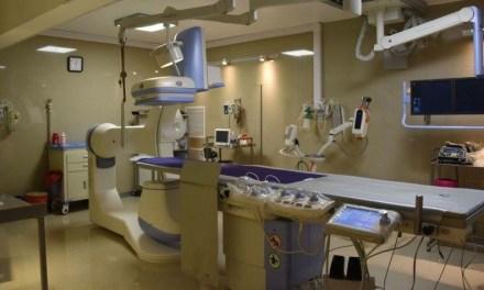 Se realizó con total éxito el primer procedimiento en el IMAE de Salto a un paciente de ASSE