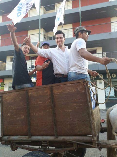 Emiliano Soravilla ganó en Artigas