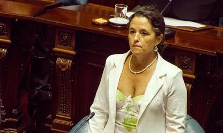La artiguense Patricia Ayala será la Vice Presidenta durante cuatro días