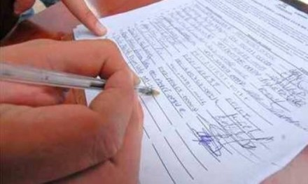 «La campaña de recolección de firmas para la convocatoria de un plebiscito contra la ley de inclusión financiera en Artigas viene bien»