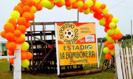Se inauguró La Bombonera
