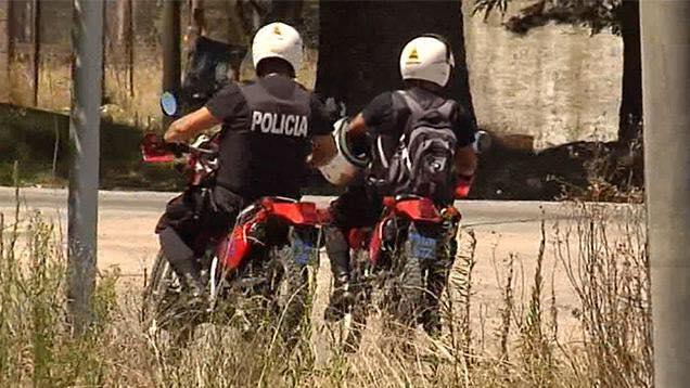 Policia de la Brigada de Motos de Bella Unión fue enviado a prisión por intento de homicidio utilizando el arma de reglamento