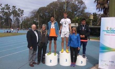 Estudiantes artiguenses lograron 10 medallas en los juegos nacionales de atletismo