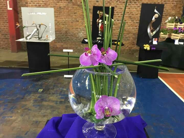 34° exposición de primavera organizada por las Azaleas Garden Club