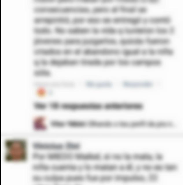 Artiguense es denunciado en Rivera por comentarios polémicos sobre el caso Valentina a través de Facebook