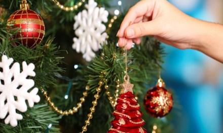 Hoy se arma el arbolito navideño,vos ya armaste el tuyo?