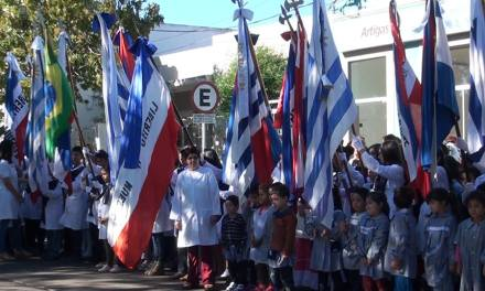 Se realizó acto en conmemoración del 173° aniversario del nacimiento de José Pedro Varela.