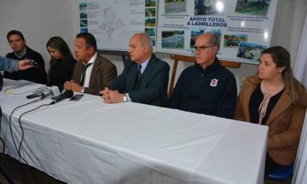 «PONDREMOS ÉNFASIS EN CONCRETAR EL AMBICIOSO PLAN DE OBRAS EN TODO EL DEPARTAMENTO»