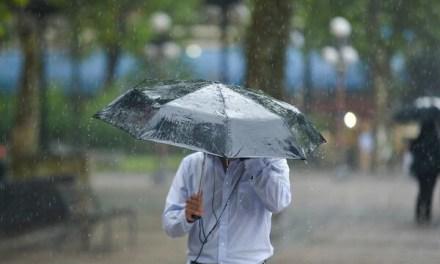 SE ESPERA UN FIN DE SEMANA CON TEMPERATURAS SUPERIORES A LOS 21 °C  Y DESDE EL DOMINGO PRECIPITACIONES EN TODO EL PAÍS