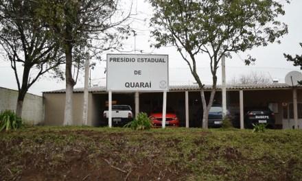 LA URUGUAYA DETENIDA EN QUARAI POR TRÁFICO DE DROGAS ESTA RECLUIDA EN  ROSÁRIO DO SUL, MIENTRAS QUE EL HOMBRE CONTINÚA EN EL PRESIDIO DE LA VECINA CIUDAD