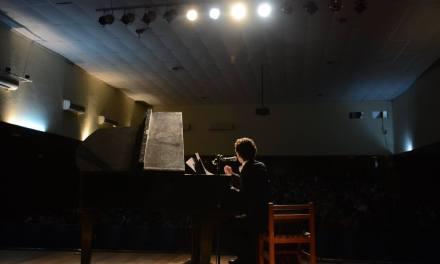 CONCIERTO DIDÁCTICO A CARGO DEL PIANISTA DARDO ANDRÉS ARBIZA