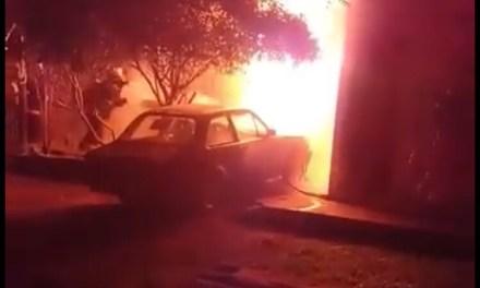 DOS FALLECIDOS TRAS INCENDIO EN BELLA UNIÓN