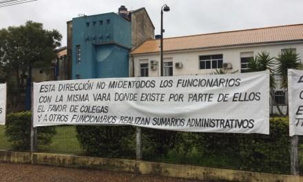"""""""SEIS DIRECCIONES EN SIETE AÑOS, EL HOSPITAL NO AVANZA"""""""