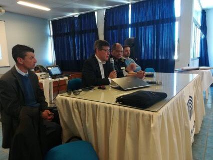 FISCAL DE CORTE JORGE DIAZ PRESIDIÓ JORNADA DE CAPACITACION EN ARTIGAS