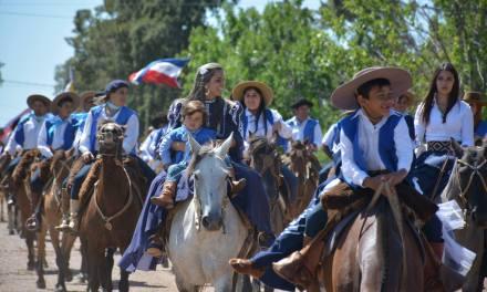 MILES DE PERSONAS PARTICIPARON DE LA 17MA FIESTA DE LA TRADICIÓN EN BALTASAR BRUM