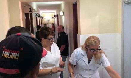 250 CONSULTAS OFTALMOLÓGICAS ATENDIERON LOS ESPECIALISTAS DEL HOSPITAL DE OJOS EN ARTIGAS