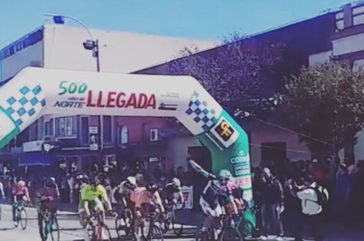 SE DISPUTÓ LA SEGUNDA ETAPA DE LAS 500 MILLAS