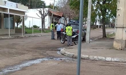 DIRECTOR DEPARTAMENTAL DE TRÁNSITO DESMIENTE QUE SE MULTARA AL FUNCIONARIO DE SUCIVE EN TOMÁS GOMENSORO