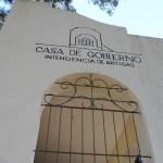 ROBARON EN LA CASA DE GOBIERNO