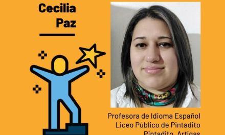 PROFESORA ARTIGUENSE FINALISTA POR PROYECTO AMBIENTAL REALIZADO EN EL LICEO DE PINTADITO