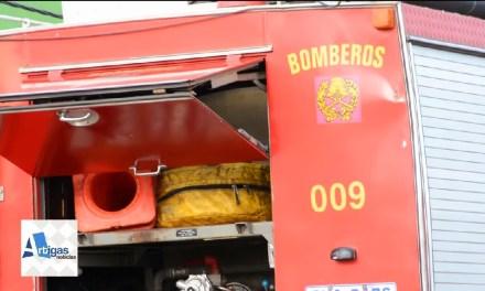 El número 104 de emergencia de Bomberos dejó de funcionar.
