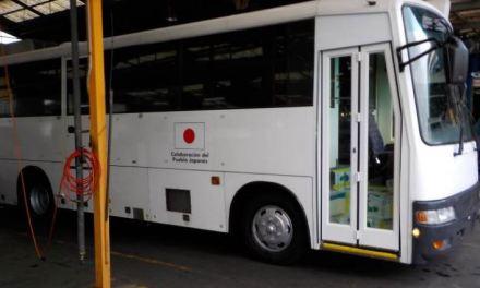 A TRAVÉS DE AMBICIOSO PROYECTO LA INTENDENCIA DE ARTIGAS GESTIONÓ ANTE LA EMBAJADA DE JAPÓN UN NUEVO BUS DE LA SALUD