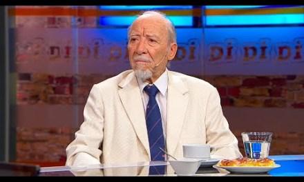 POLÉMICAS DECLARACIONES DEL CORONEL (R) ROQUE MOREIRA EN MEDIO DE PRENSA CAPITALINO.