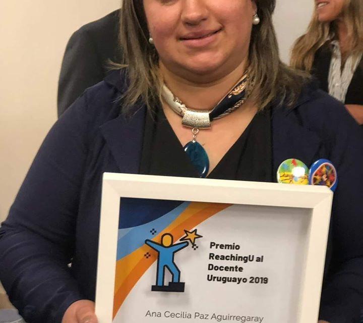 PROFESORA DE ARTIGAS DENTRO DE LAS 50 MEJORES EDUCADORES DEL MUNDO