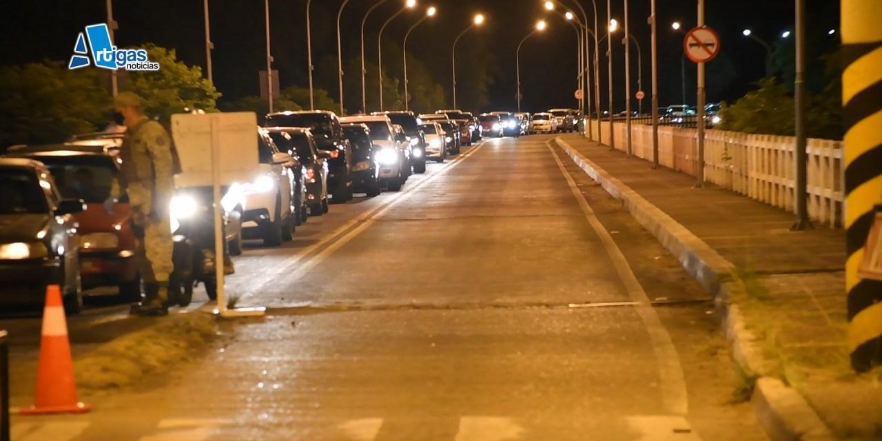 AUTORIDADES SANITARIAS ARTIGUENSES PREOCUPADAS POR LA CANTIDAD DE CASOS DE COVID- 19 EN TODO BRASIL.