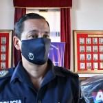 JEFE DE POLICÍA DE ARTIGAS HABLÓ DE LA INCAUTACION DE IMPORTANTE CANTIDAD DE DINERO EN PUENTE INTERNACIONAL, TAMBIÉN DEL ROBO A UNA POLICLINICA Y BRINDÓ MAS DETALLES DE LA INCAUTACIÓN DE DROGA EN LA ZONA DE LA BOLSA.
