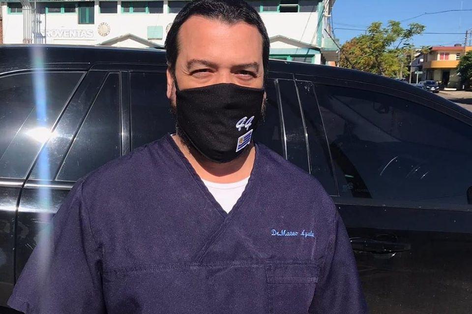 MATEO AYALA SERÁ EL DIRECTOR DEL HOSPITAL DE ARTIGAS.